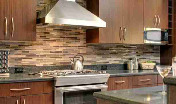 Oakville Real Estate 48 Best Backsplash Ideas For Your Granite Inspiration Backsplash Pictures For Granite Countertops Property