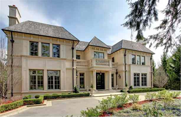 Wonderful Real Estate: Factoring In Green Space With Oakville Luxury Homes ...