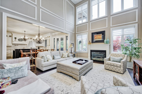 Beautiful Custom Home on a Massive Lot in West Oakville