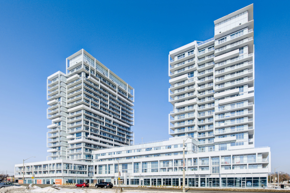 65 Speers Road Unit 1307