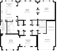 on luxury 5 bedroom house plans for an acre lot